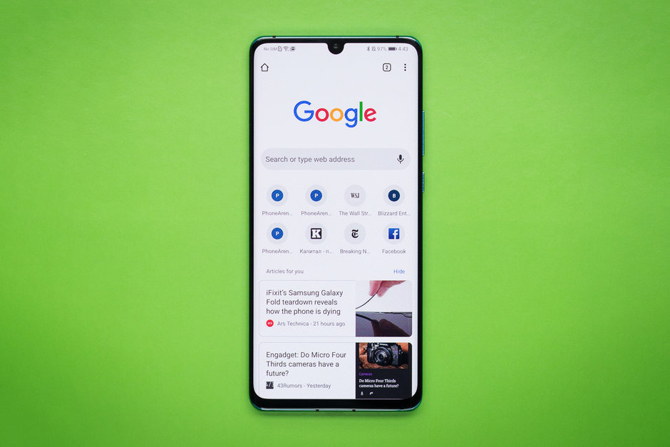 google chrome yeni özellik