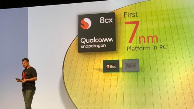 Snapdragon 8cx performans testlerinde ortaya çıktı