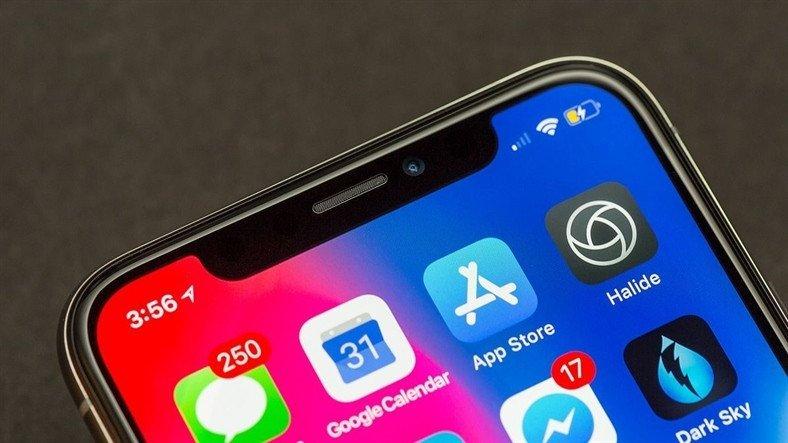 App Store hücresel veri limiti