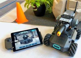 DJI RoboMaster S1 kod yazmayı öğretecek
