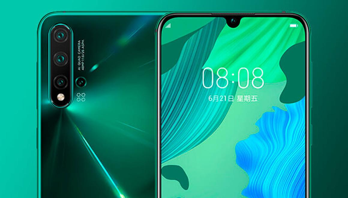 Huawei Nova 5 özellikleri ve fiyatı - Nova 5 tanıtıldı!
