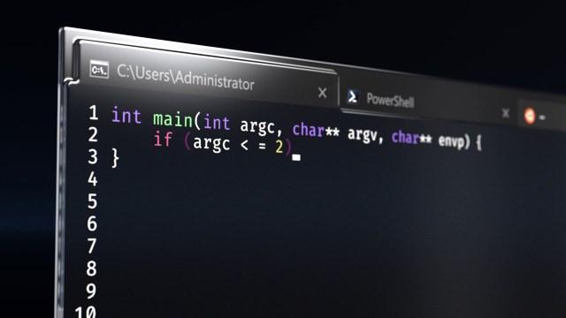 Windows Terminal kullanıma sunuldu!