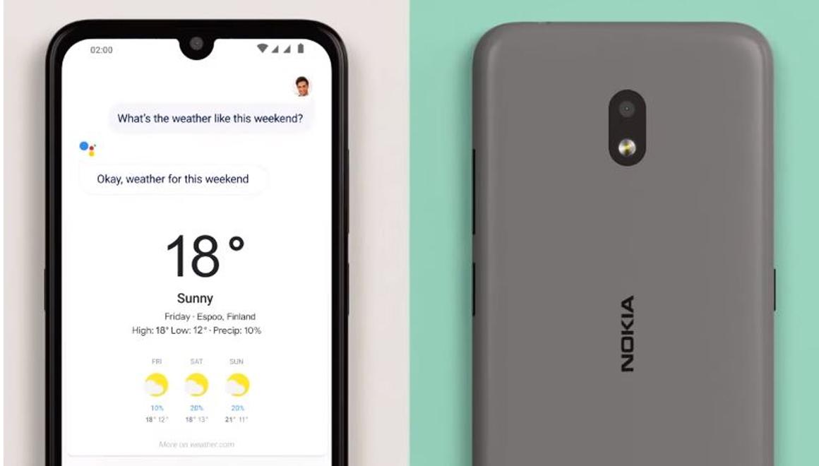 Nokia 2.2 özellikleri ve fiyatı - Nokia 2.2 tanıtıldı
