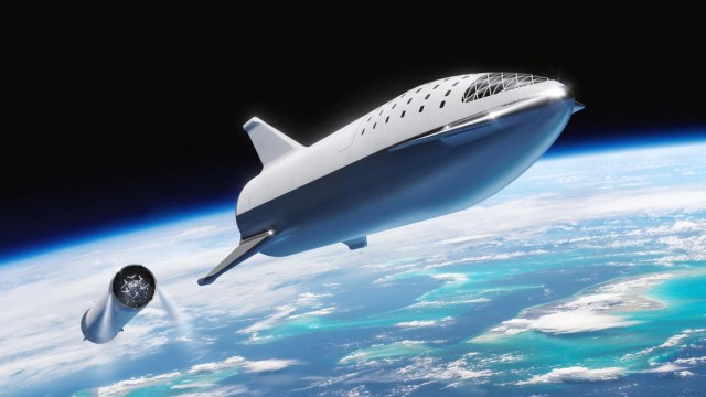 Mars journey: date announced for SpaceX Starship