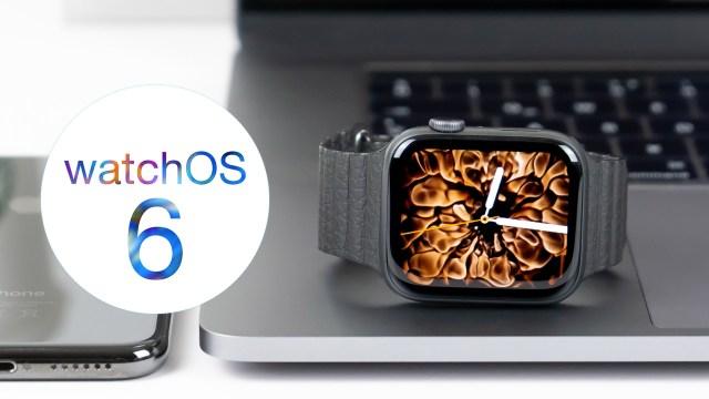 watchOS 6 ile Apple Watch'a App Store geldi