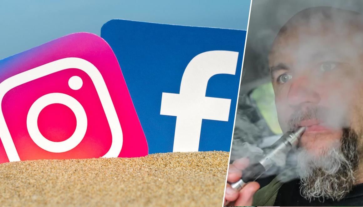 Facebook ve Instagram alkol ve tütüne sınırlama getirdi!