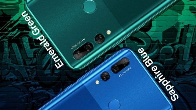 Huawei Y9 Prime 2019 satışa sunuluyor