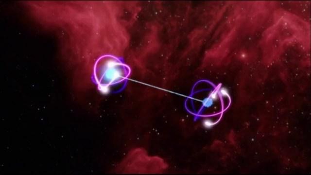 Kuantum Dolanıklık İlkesi