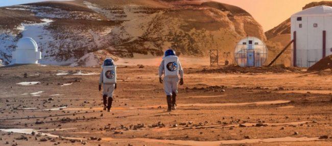 Life on Mars, walrus colonization, Spacex, nasa