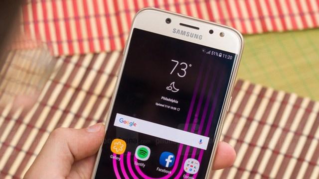 Galaxy J5 Pro Android Pie güncellemesi çıktı - ShiftDelete.Net