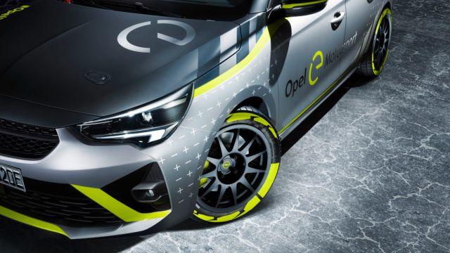 Opel Corsa-e Ralli sdn 2