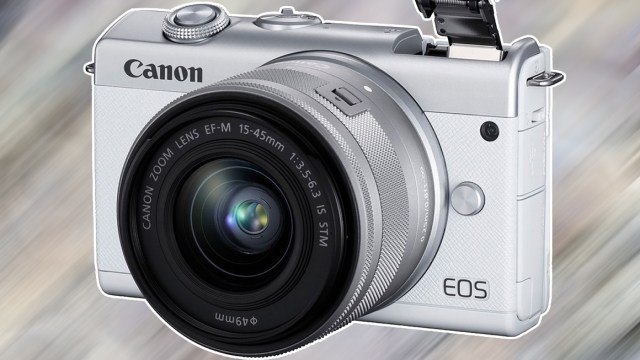 Canon EOS M200 tanıtıldı! İşte özellikleri ve fiyatı - ShiftDelete.Net