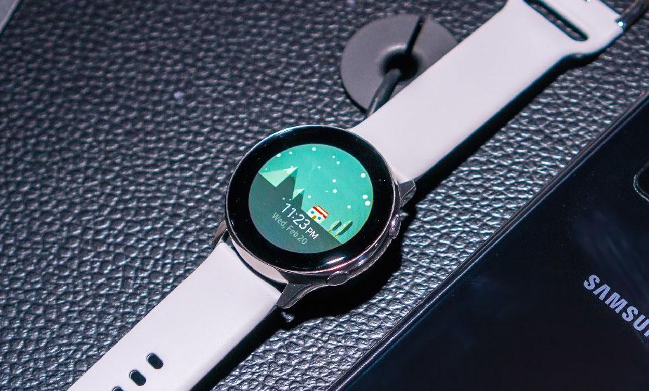 Galaxy Watch Active 2 güncelleme aldı! İşte yenilikler - ShiftDelete.Net