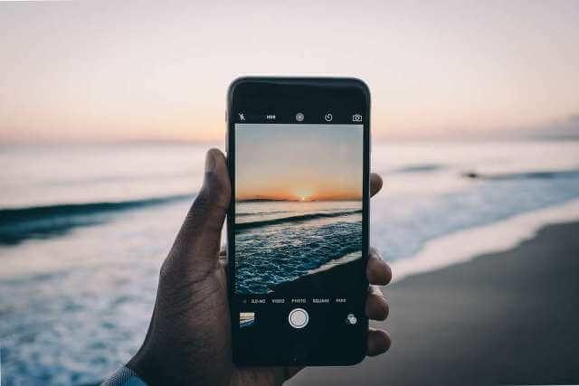 iphone hdr ozelligi