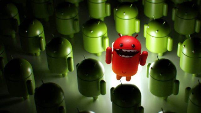 kendini gizleyen android virüsü sophos sdn 4