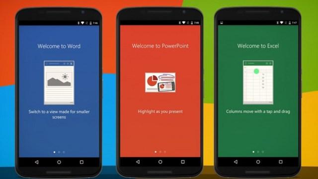 Play Store'da Microsoft rüzgarı esiyor