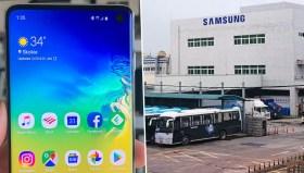 Samsung bir akıllı telefon fabrikasını daha kapattı