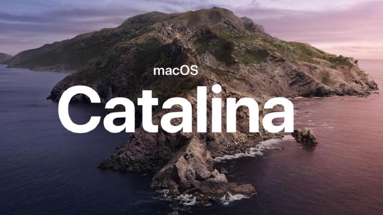 macOS Catalina 10.15.2