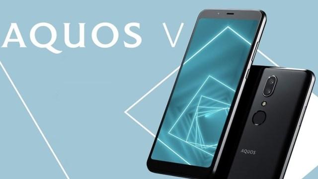 Sharp AQUOS V özellikleri ve fiyatı