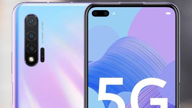 Huawei Nova 6 özellikleri