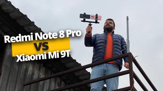 Redmi Note 8 Pro vs Xiaomi Mi 9T karşılaştırma