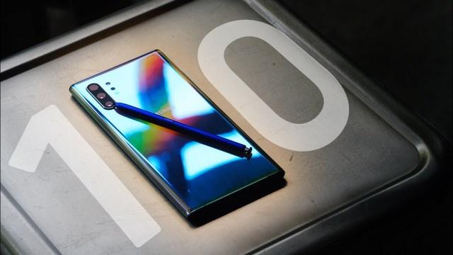 Samsung telefon ekranları