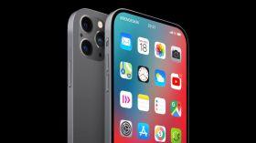 iPhone 12 çıkmadan iPhone 13 konsepti!