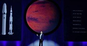 Elon Musk'tan Mars yolculuğu için kredili sistem!