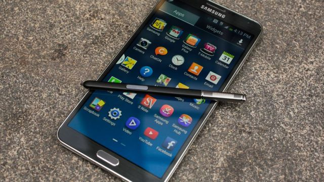 galaxy note 3 android 10