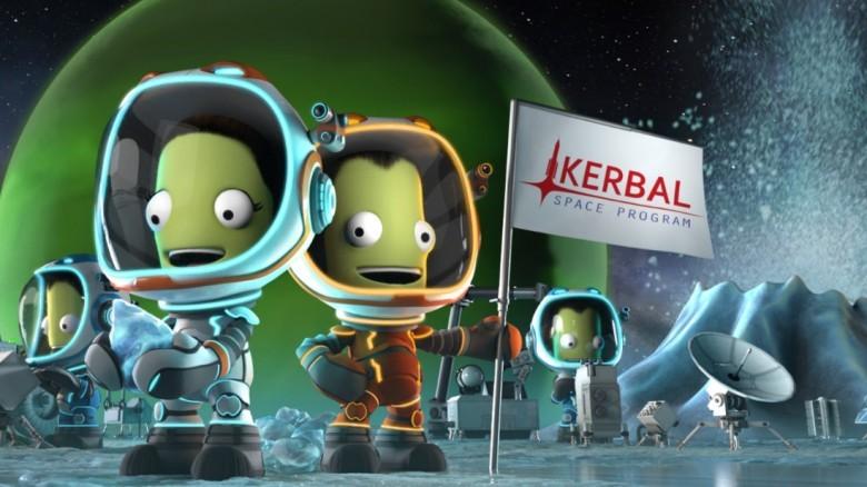 Kerbal Space Program 2'nin tanıtım videosu paylaşıldı 1