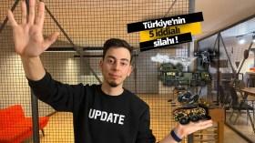 Türkiye'de üretilen yerli 5 önemli silah