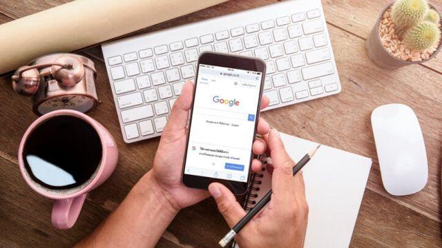 Google telefon dostu özellik, google mobil dizin özelliği