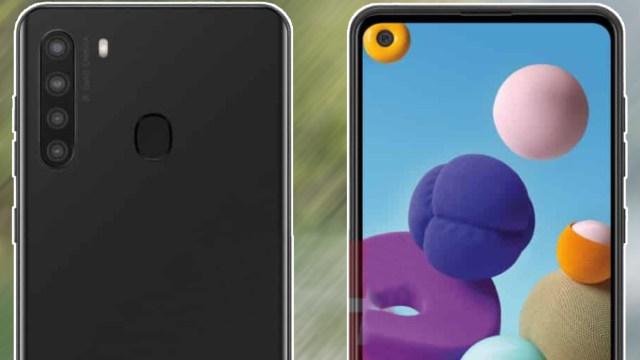 Samsung Galaxy A21 tasarımı ve özellikleri sızdırıldı - ShiftDelete.Net