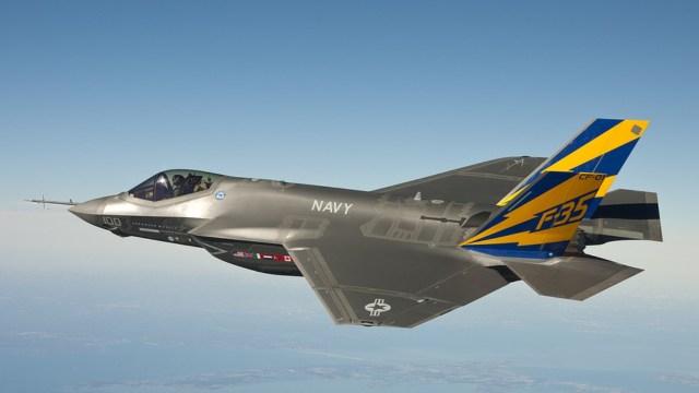 F-35 tasarım hataları