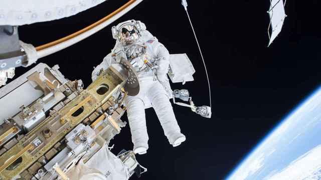 NASA astronotları