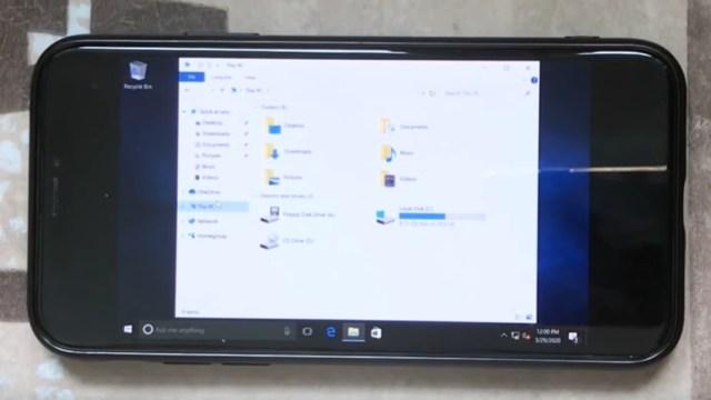 iPhone Windows 10'u çalıştırdı! Nasıl kurulur? - ShiftDelete.Net