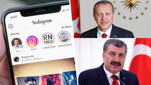 Sağlık Bakanı Koca Instagram takipçi sayısı ile rekor kırdı - ShiftDelete.Net