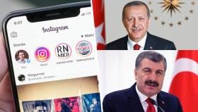 Sağlık Bakanı Koca, Instagram'da rekor kırdı