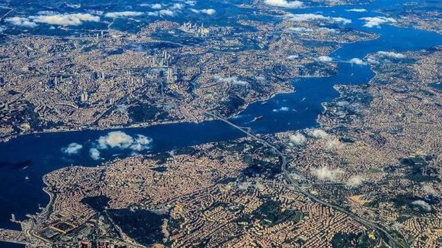 istanbul deprem