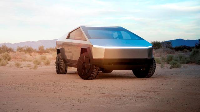 Elon Musk'tan şaşırtan bir Cybertruck açıklaması daha!