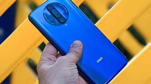 Xiaomi yeni akıllı telefonu POCO F2