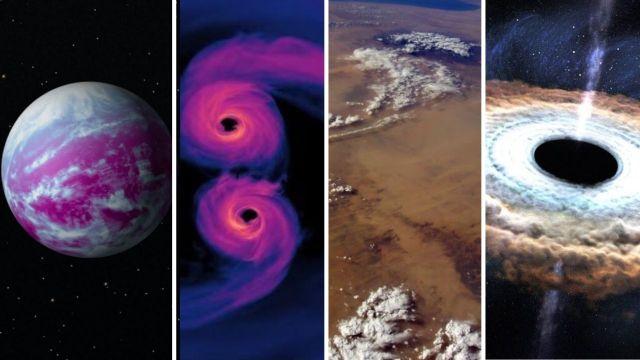 NASA'nın paylaştığı en etkileyici 5 video