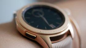 Samsung Galaxy Watch 2 ile gelecek çerçeve detayı