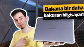 7.500 TL'lik Huawei MateBook 13 inceleme