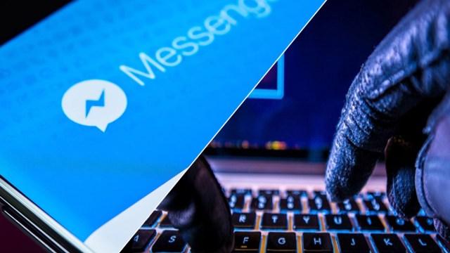 internet dolandırıcılığı, facebook güncellemesi, facebook messenger