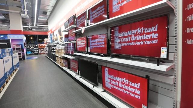 MediaMarkt mağazaları ne zaman açılıyor