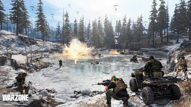 Call of Duty: Warzone'da oyun kapattıran hata!
