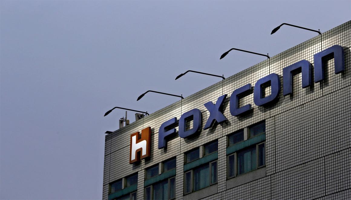foxconn gelirleri