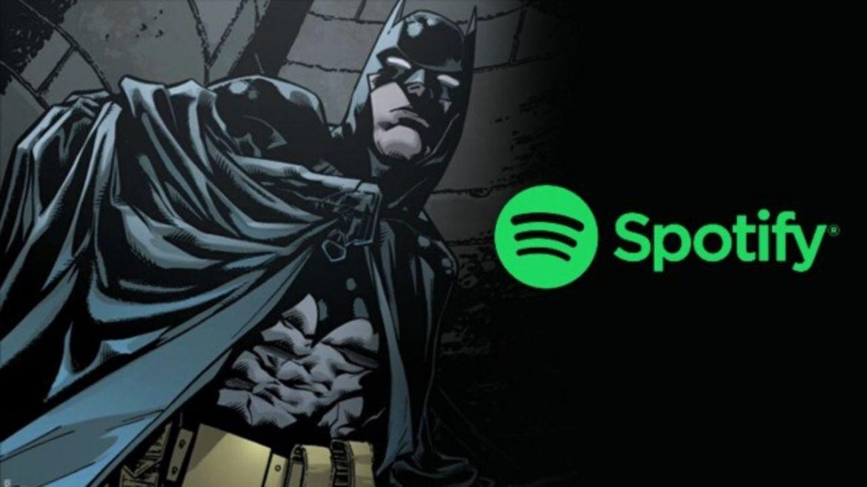 Spotify Warner Brosve DC Comics-01