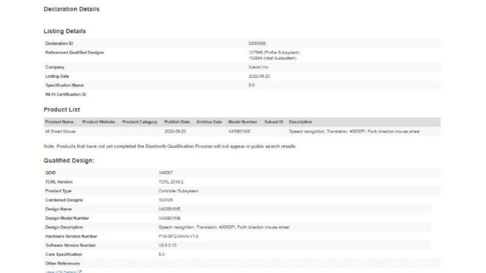 Xiaomi şimdi de mouse ile geliyor! - ShiftDelete.Net